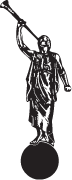 Clipart Image For Gravemarker Monument angel 07