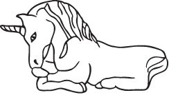 Clipart Image For Gravemarker Monument Animal 05