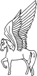 Clipart Image For Gravemarker Monument Animal 07