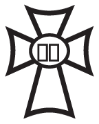 Clipart Image For Gravemarker Monument Club Emblem 19
