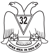 Clipart Image For Gravemarker Monument Club Emblem 26
