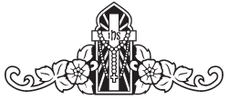 Clipart Image For Gravemarker Monument cross 02