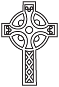 Clipart Image For Gravemarker Monument cross 12