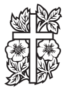 Clipart Image For Gravemarker Monument cross 36