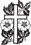 Clipart Image For Gravemarker Monument cross 37