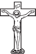 Clipart Image For Gravemarker Monument cross 39