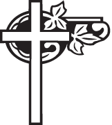 Clipart Image For Gravemarker Monument cross 62
