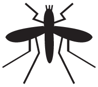 Clipart Image For Gravemarker Monument insect 01