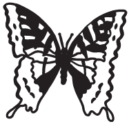Clipart Image For Gravemarker Monument insect 10