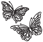 Clipart Image For Gravemarker Monument insect 12