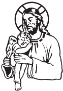 Clipart Image For Gravemarker Monument jesus 05