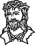 Clipart Image For Gravemarker Monument jesus 09