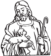 Clipart Image For Gravemarker Monument jesus 17