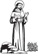 Clipart Image For Gravemarker Monument saints 10
