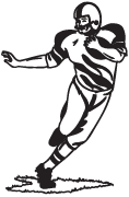 Clipart Image For Gravemarker Monument sports 04